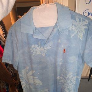 Ralph Lauren RARE tropic tie dye